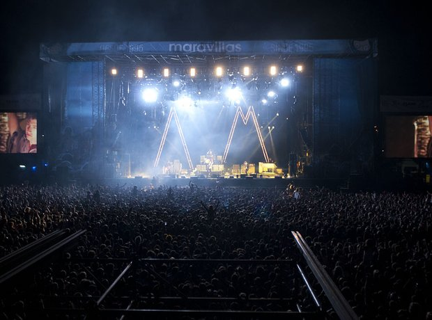 Arctic Monkeys at Benicassim 2013