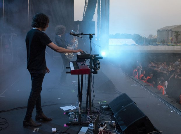 Temples at Benicassim 2013