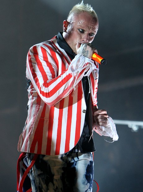 Keith Flint from Prodigy