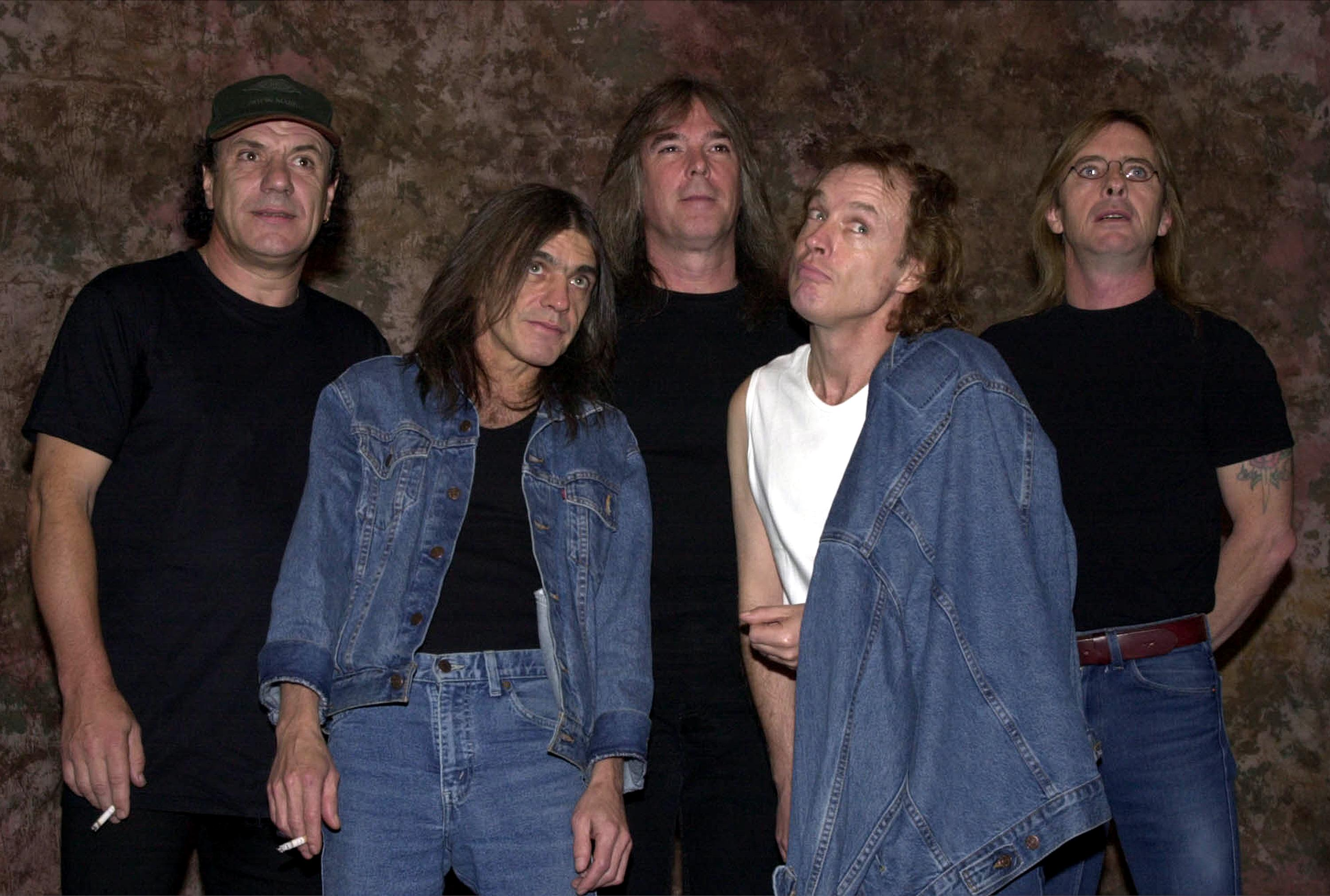 AC/DC Guitarist Malcolm Young is Dead at 64