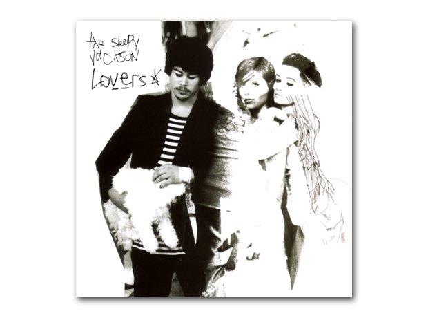 The Sleepy Jackson - Lovers album cover