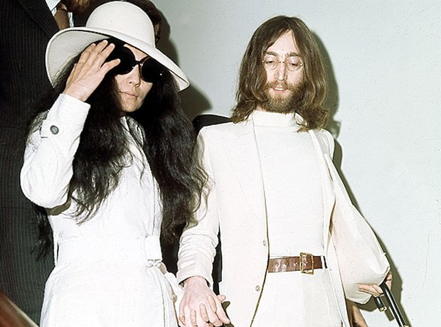 Image result for john and yoko images