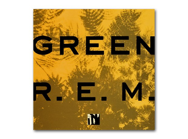 R.E.M. - Green album cover