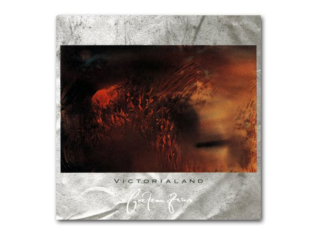 Cocteau Twins - Victorialand album cover