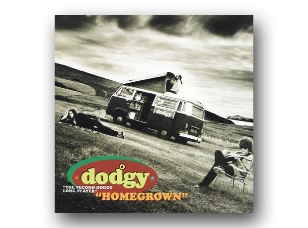 Dodgy - Homegrown album cover