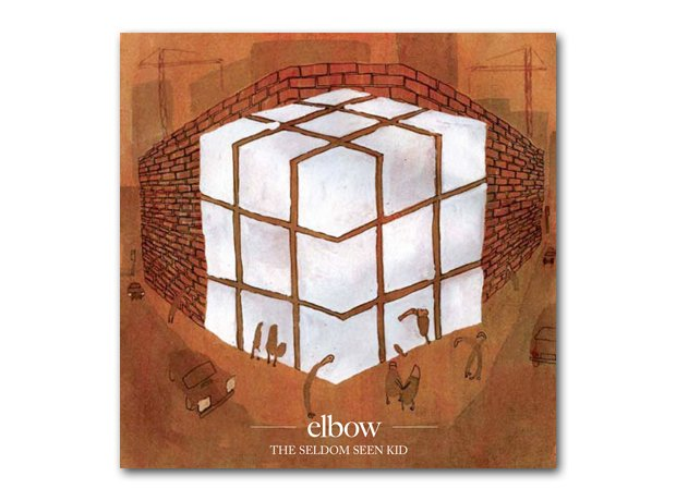 Elbow - The Seldom Seen Kid album cover