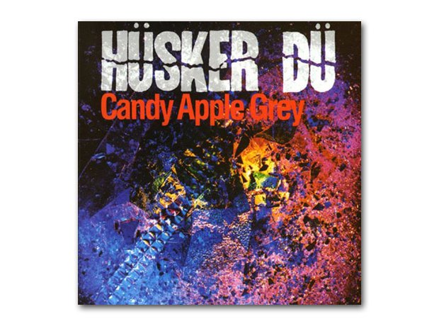 Husker Du - Candy Apple Grey album cover