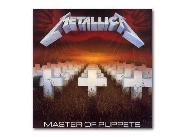 Metallica - Master Of Puppets album cover