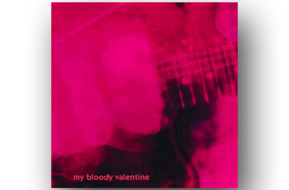 My Bloody Valentine – Loveless album cover