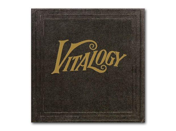 Pearl Jam - Vitalogy album cover