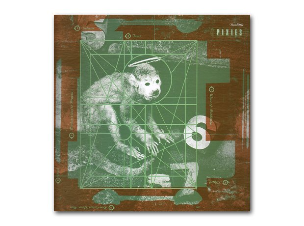 Pixies - Doolittle album cover