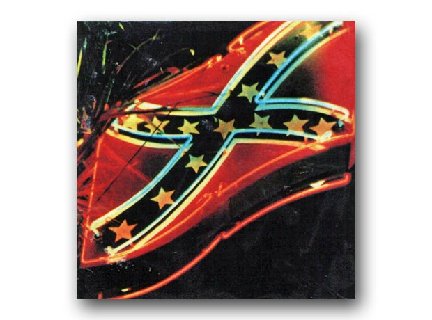 Primal Scream - GIve Out But Don't Give Up album c