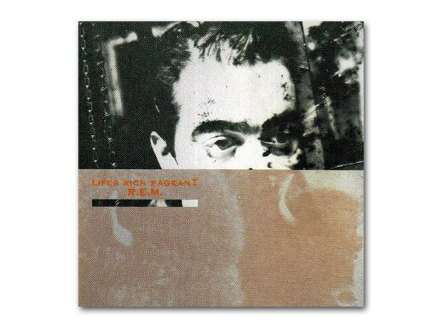 R.E.M. - Lifes Rich Pageant album cover