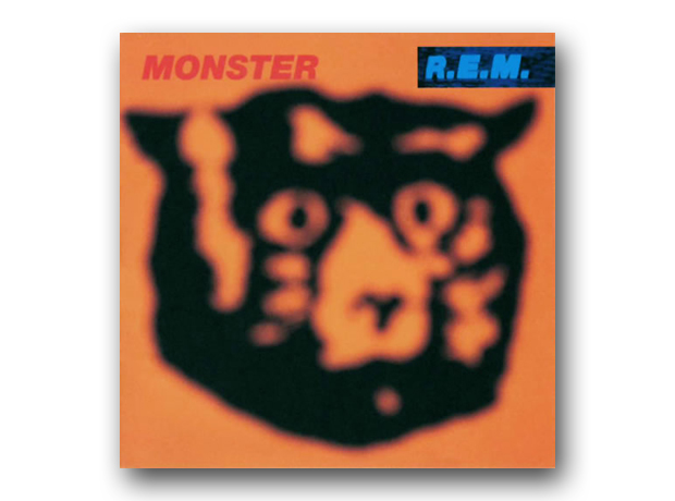 R.E.M. - Monster album cover