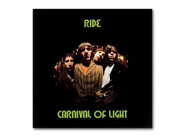 Ride - Carnival Of Light album cover