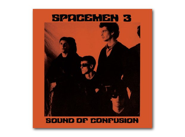 Spacemen 3 - Sound Of Confusion album cover