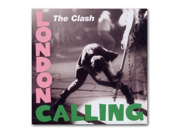 The Clash - London Calling album cover
