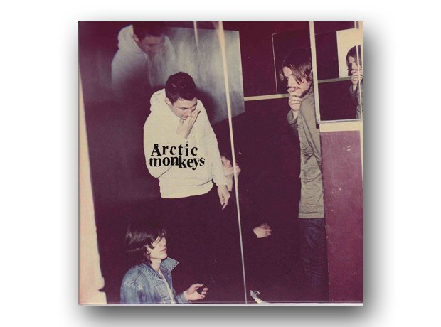 Arctic Monkeys - Humbug album cover