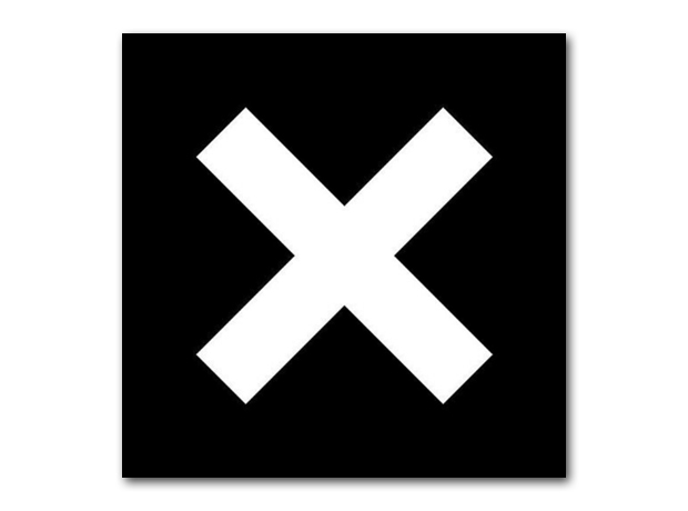 The xx - XX album cover