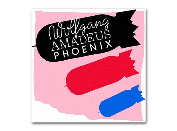 Phoenix - Wolfgang Amadeus Phoenix album cover