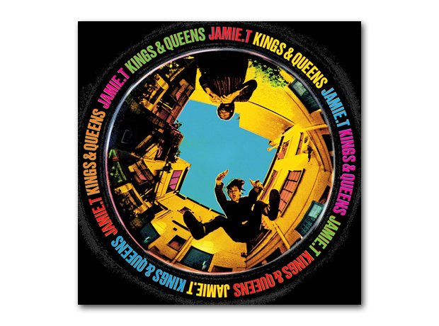 Jamie T - Kings And Queens album cover