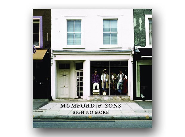 Mumford And Sons - Sigh No More album cover