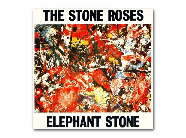 The Stone Roses - Elephant Stone album cover