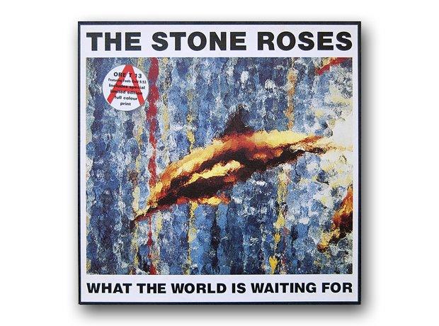 The Stone Roses - Fool's Gold album cover