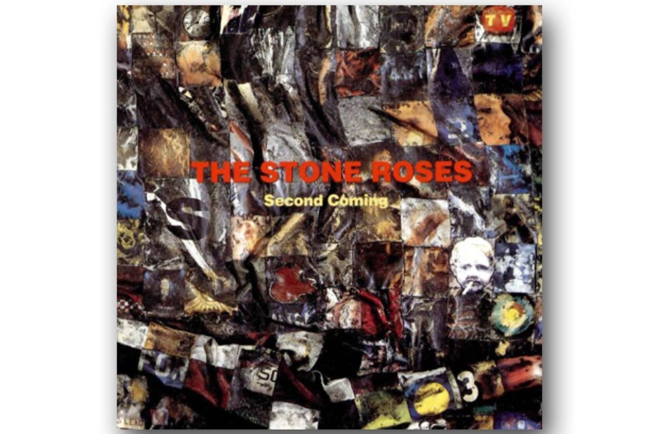 The Stone Roses - The Second Coming album cover