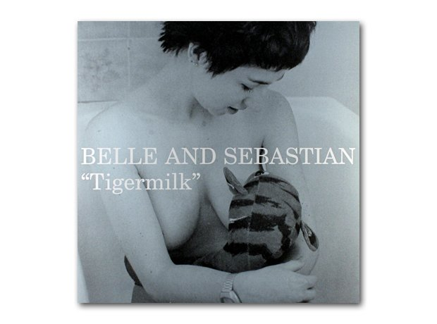 Belle And Sebastian - Tigermilk album cover