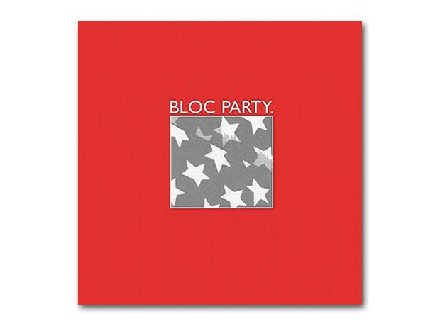 Bloc Party - She's Hearing Voices album cover