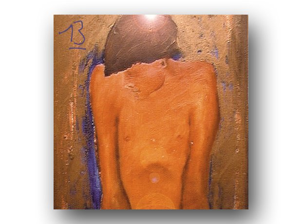 Blur - 13 album cover