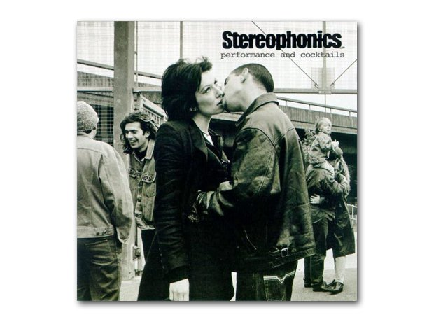 Stereophonics - Performance And Cocktails album co