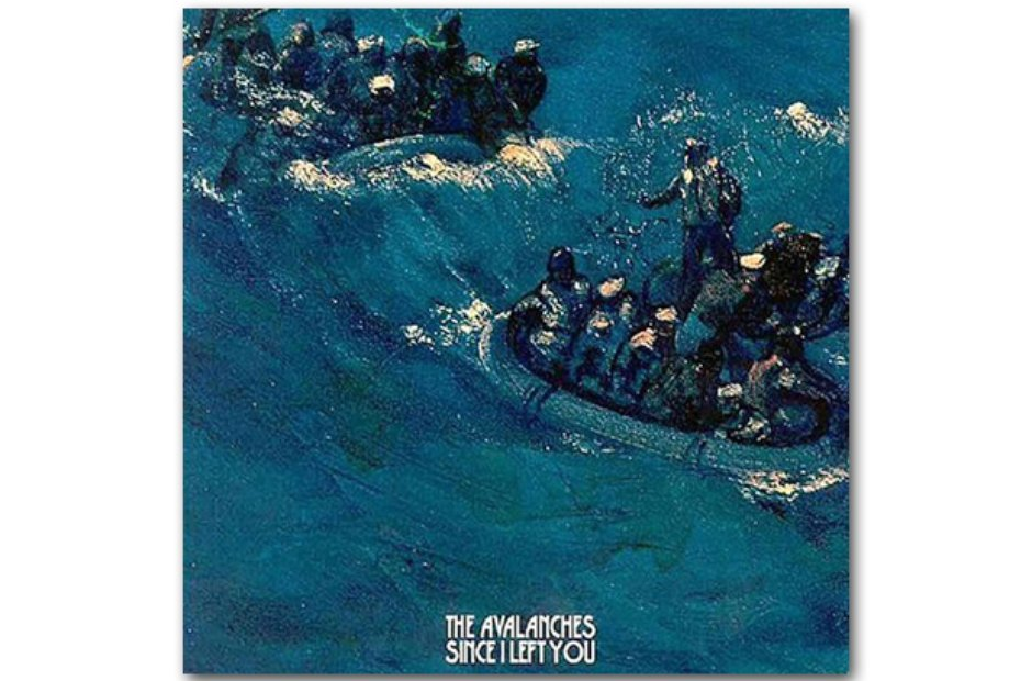 The Avalanches - Since I Left You album cover