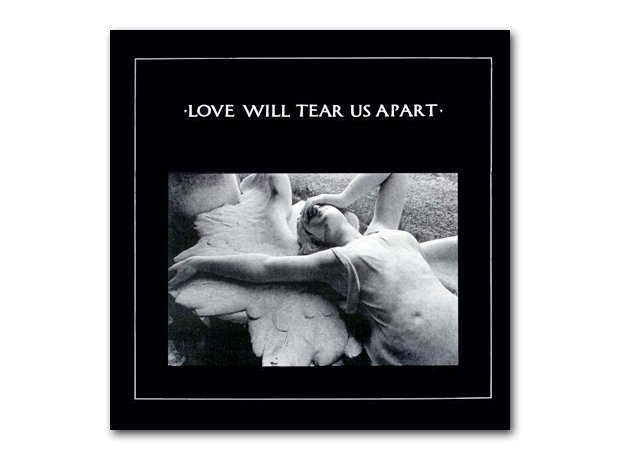 Joy Division - Love Will Tear Us Apart album cover