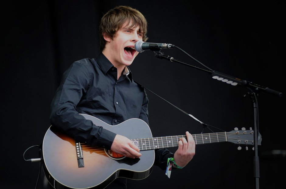 Jake Bugg - Glastonbury 2013