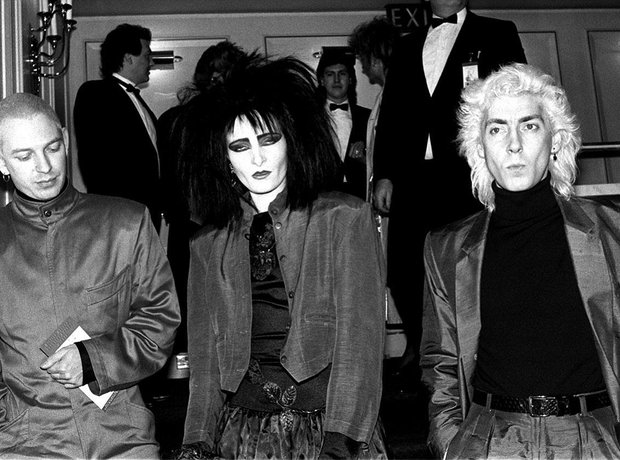 Siouxsie & The Banshees split