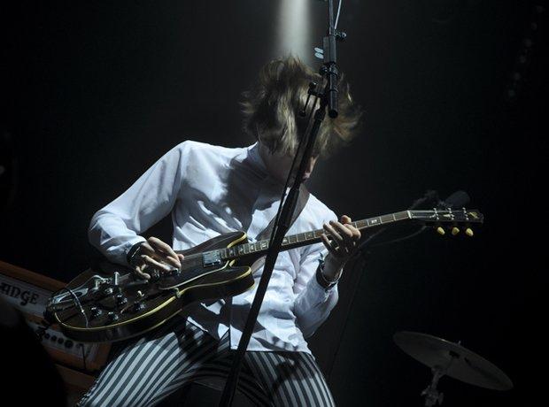Miles Kane at Benicassim 2013