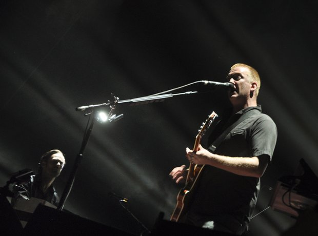 Queens Of The Stone Age at Benicassim 2013
