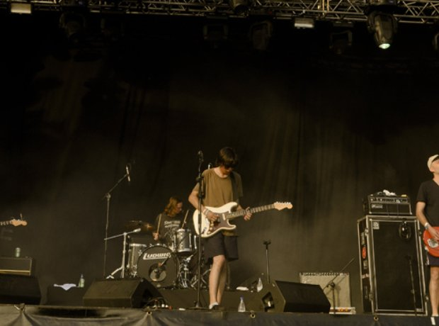 Splashh at Benicassim 2013