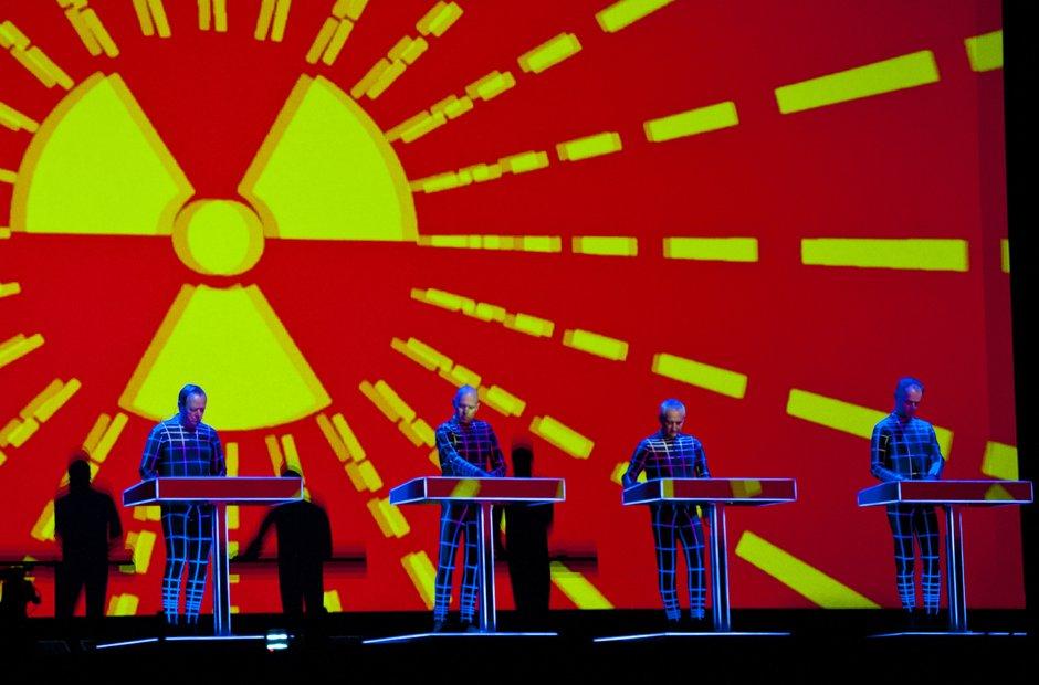 Kraftwerk Latitude 2013