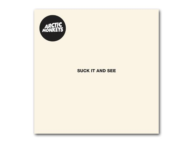 Arctick Monkeys - Suck It And See