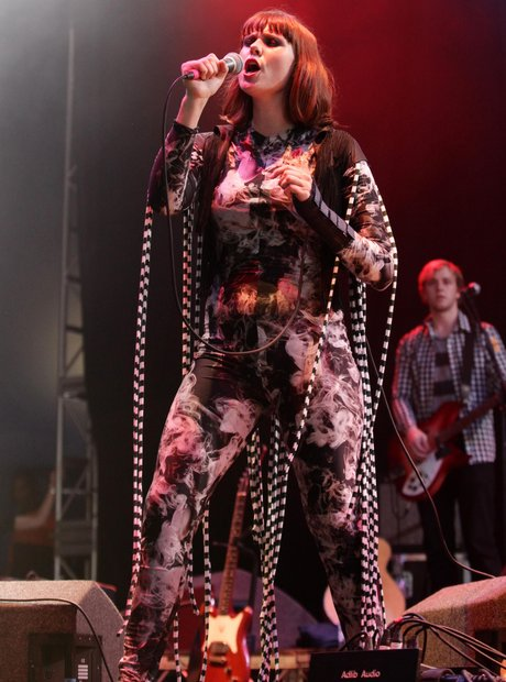 Kate Nash worse dressed rock star