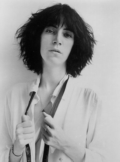Patti Smith Ladies who rock