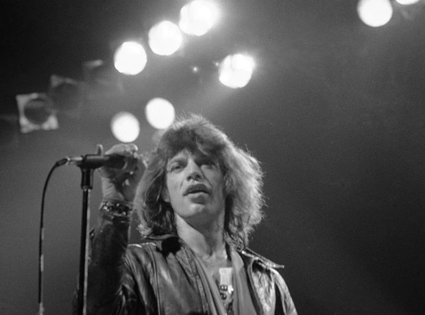 The Rolling Stones Mick Jagger 1972