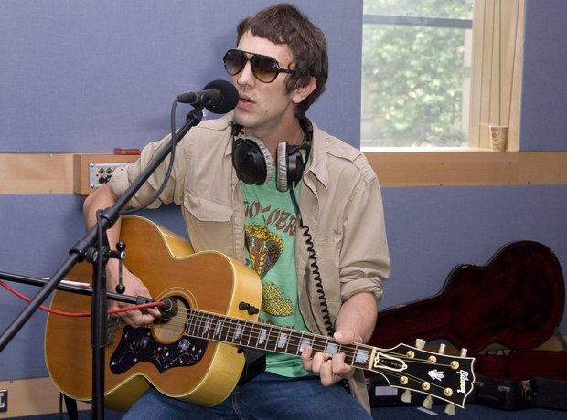 Richard Ashcroft at Radio X