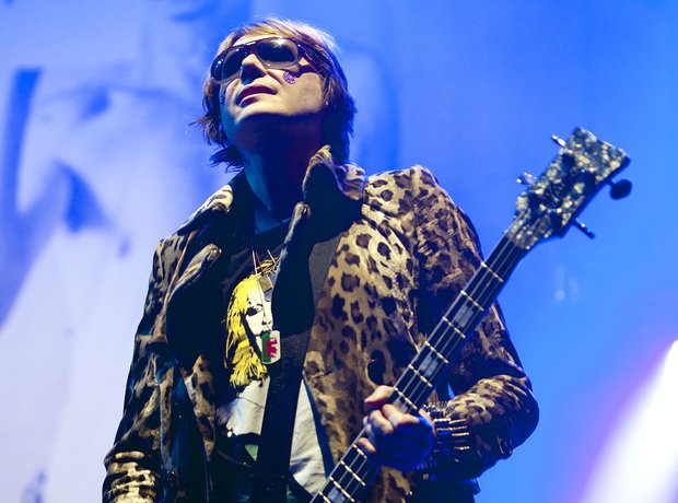 Nicky Wire Manic Street Preachers Winter Wonderlan
