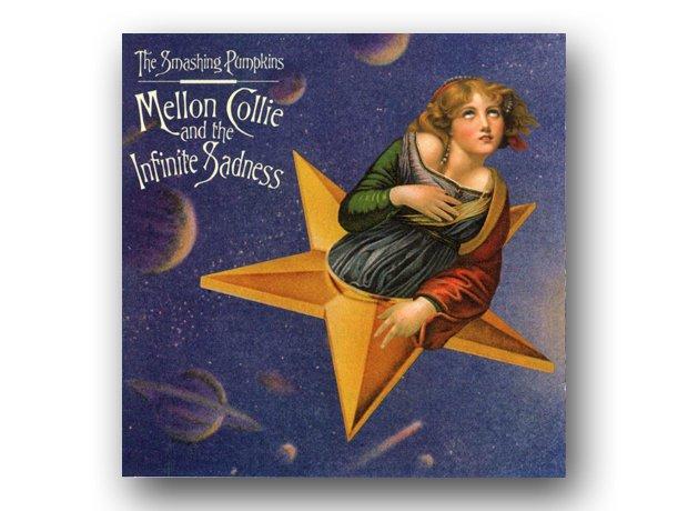 Smashing Pumpkins - Mellon Collie And The Infinit