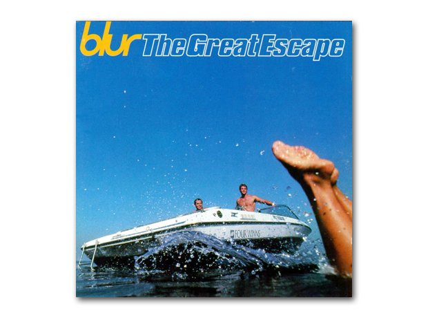 Blur - The Great Escape (1995) - Greatest Fourth Albums ...