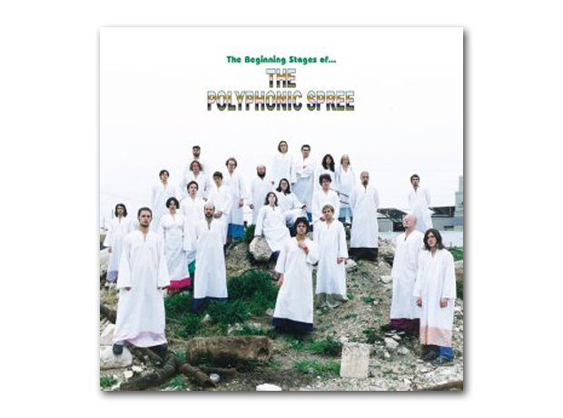 September: The Polyphonic Spree - The Beginning St